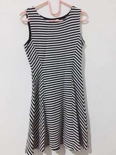 H&M Dress Striped