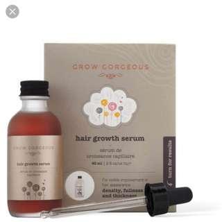 全新Grow Gorgeous Hair Growth Serum 活髮生髮 (60ML)