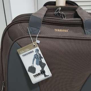 Terminus Transformer Overhead Luggage Bag