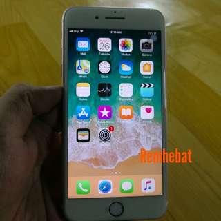 Iphone 7 plus 128gb MY set underwarranty