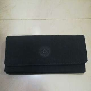 Authentic Black Kipling Wallet