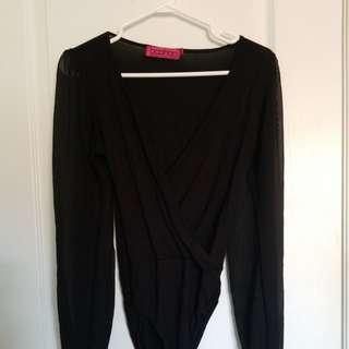 Boohoo NEW bodysuit