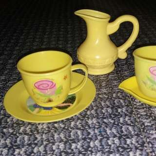 Tea Cup Set Bundle#2
