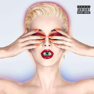 Katy Perry -Witness CD (Sealed) Original