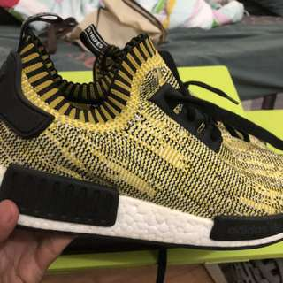 NMD R1 Camo Pack Gold limited