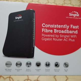 Brand New Singtel Router