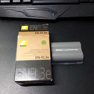 Nikon EN-EL3e Battery NEW