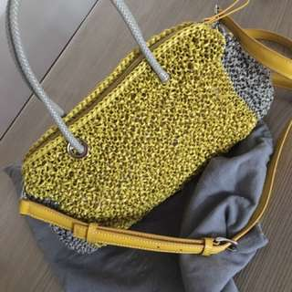 Anteprima stylish yellow bag