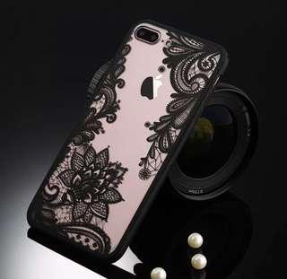 新款花紋iPhone 手機殼