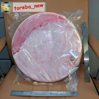 [日本直送 未開封] 超大40cm 火腿座墊 Ham Cushion