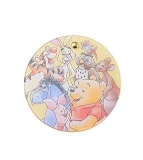 日本 Disney Store 直送 Winnie the Pooh 小熊維尼 Good Laugh 系列 Smartphone 專用隨身化妝鏡
