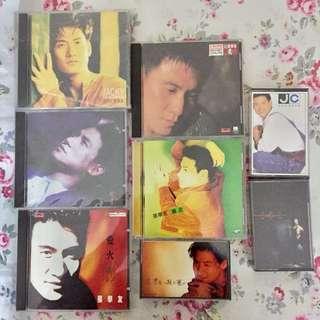 張學友90年代🎶音樂專輯