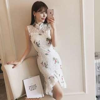 Georgia Cheongsam CNY Dress