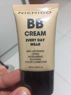 Nichido BB cream natural
