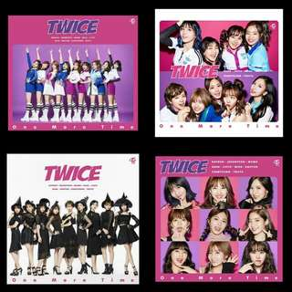 [WTB] TWICE - ONE MORE TIME