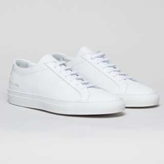 [PO] Common Projects Achilles Low White