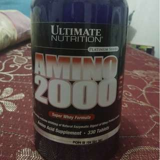 ULTIMATE NUTRITION AMINO 2000 ORI USA