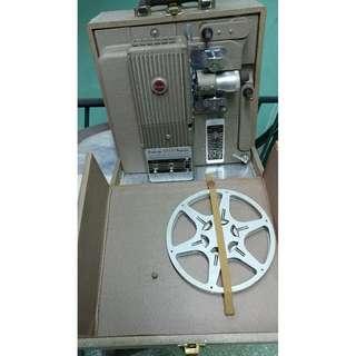 Kodak BP-16 Kodascope Royal Projector 16mm Film 投影機 連瑞士火牛