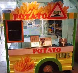 Food caravan business