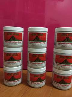 LAST 6 TUBS! ON HAND AND READY TO SHIP: aztec secret indian healing clay