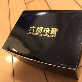 六福首飾盒(全新)