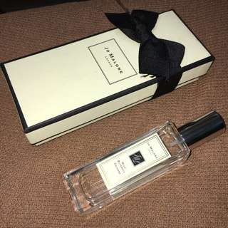 (有盒)Jo Malone Wild Bluebell 30ml