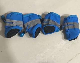 Pet shoe (Blue) - For pet less than 2Kg