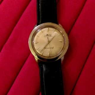 古董Mido機械錶色名錶