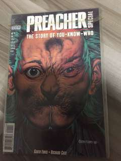 Preacher Special: the story of you know who