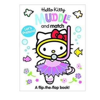 (BNEW) Hello Kitty Muddle and Match