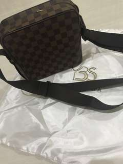 LV bag man collection original
