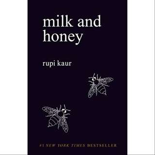 [Instock] Milk and Honey by Rupi Kaur