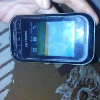 Hp Samsung  (Lupa Type Apa) Kondisi Batangan.. No Charger, No Handsfree