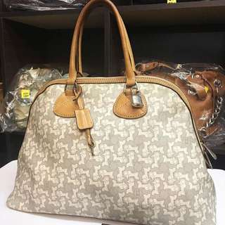 Authentjc celine vintage alma