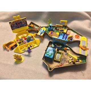 🚀FUTURE MOBILE 太空船口袋玩具 🛰 復古 老玩具 萬能麥斯 參考參考