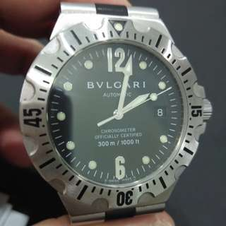 Bvlgari Chronometer Automatic