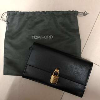 Tom Ford Wallet on Chain
