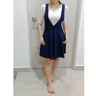 Sling Denim Skirt + Free gift!!!