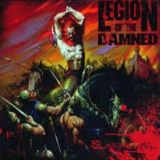 Legion Of The Damned - Slaughtering CD+2DVD (3 discs) Digipak