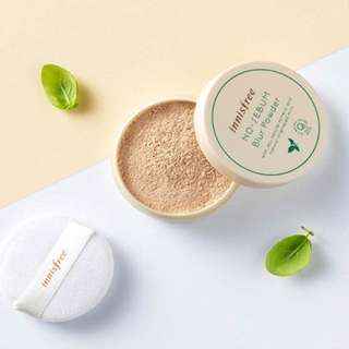 🌈Innisfree No-Sebum Mineral Powder