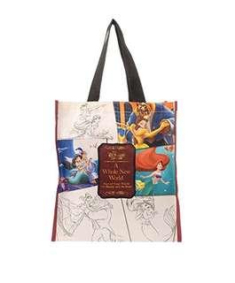 日本 Disney Store 直送 D23 Expo Japan 2018 公主系列環保袋