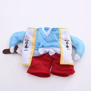 武士貓衣服