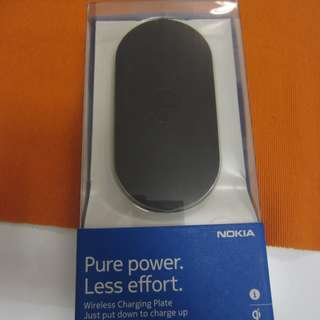 NOKIA wireless charger 無線充電器