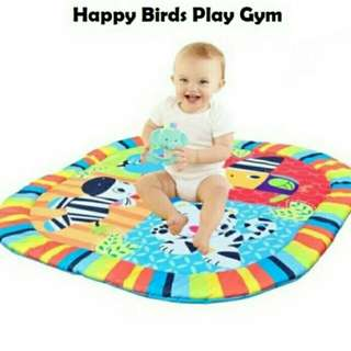 Learning playmat
