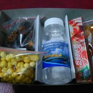Paket lengkap oleh oleh haji dan umroh