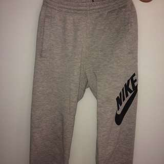 Nike sb grey sweatpants