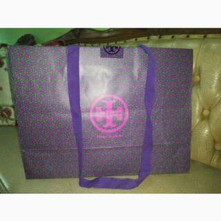 Paper bag TORY BURCH