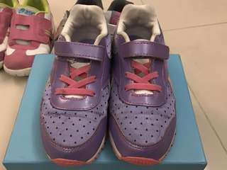 Disney Sofia Reebok sports shoes size26.5