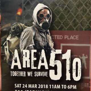 Area 510 Tickets