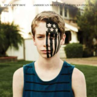 Fall Out Boy - American Beauty/American Psycho Digipak CD Sealed.